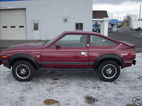 1982 AMC Eagle picture, exterior