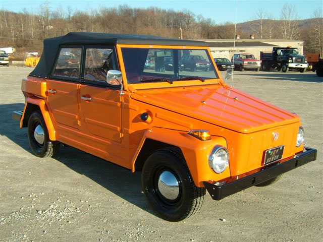 1974 Volkswagen Thing Pictures Cargurus