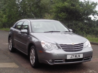 2009 Chrysler Sebring Limited picture