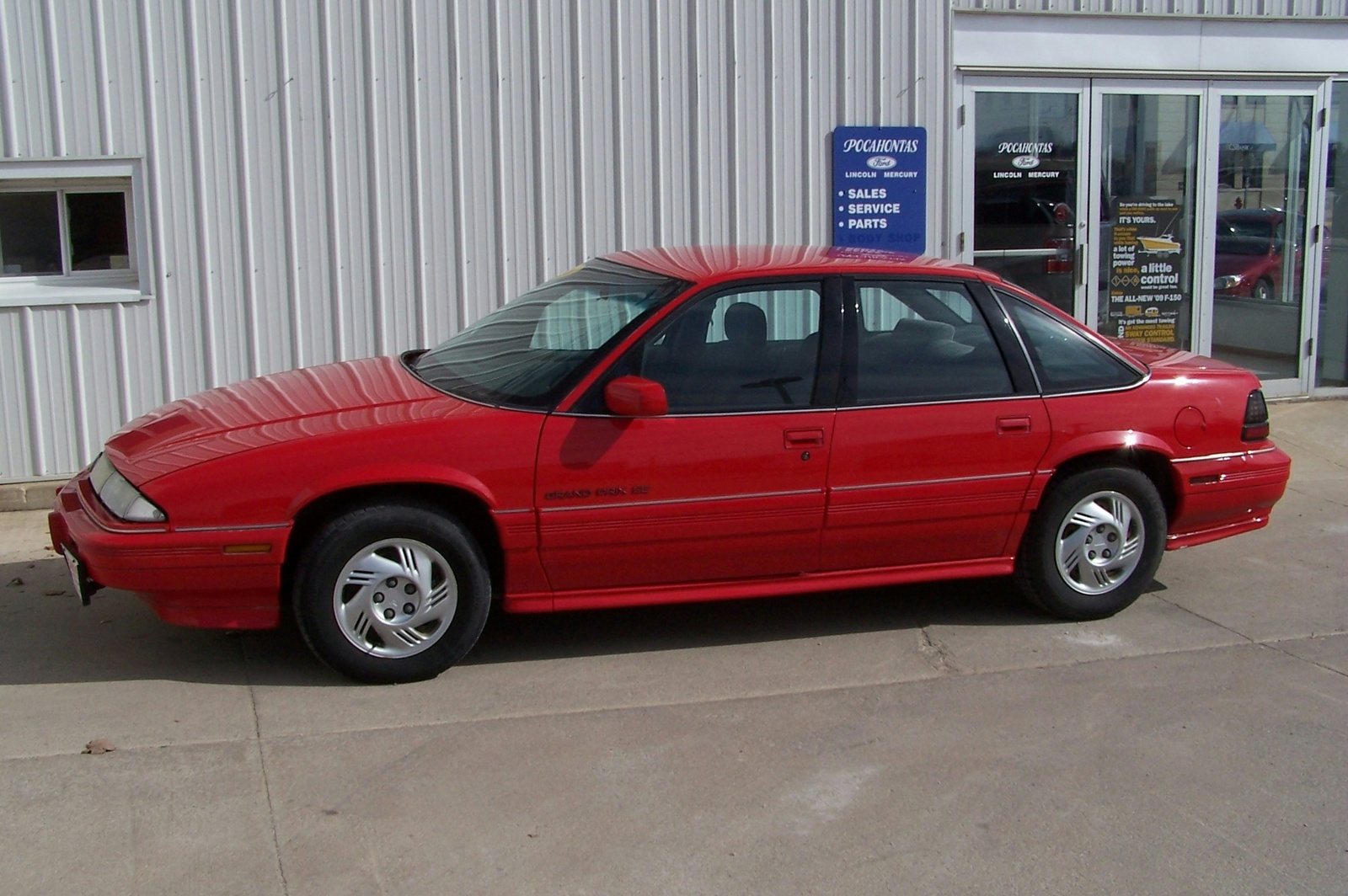 1996 Pontiac Grand Prix Overview Cargurus