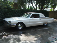 1966 Ford Thunderbird, 1966 T-Bird, exterior