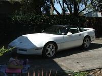 1984 Chevrolet Corvette, 1984 Corvette, exterior