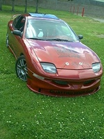 Picture of 1996 Pontiac Sunfire 4 Dr SE Sedan, exterior