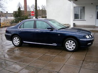 2001 Rover 75 Picture Gallery