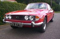 Picture of 1973 Triumph Stag