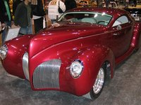 1939 Lincoln Zephyr Overview
