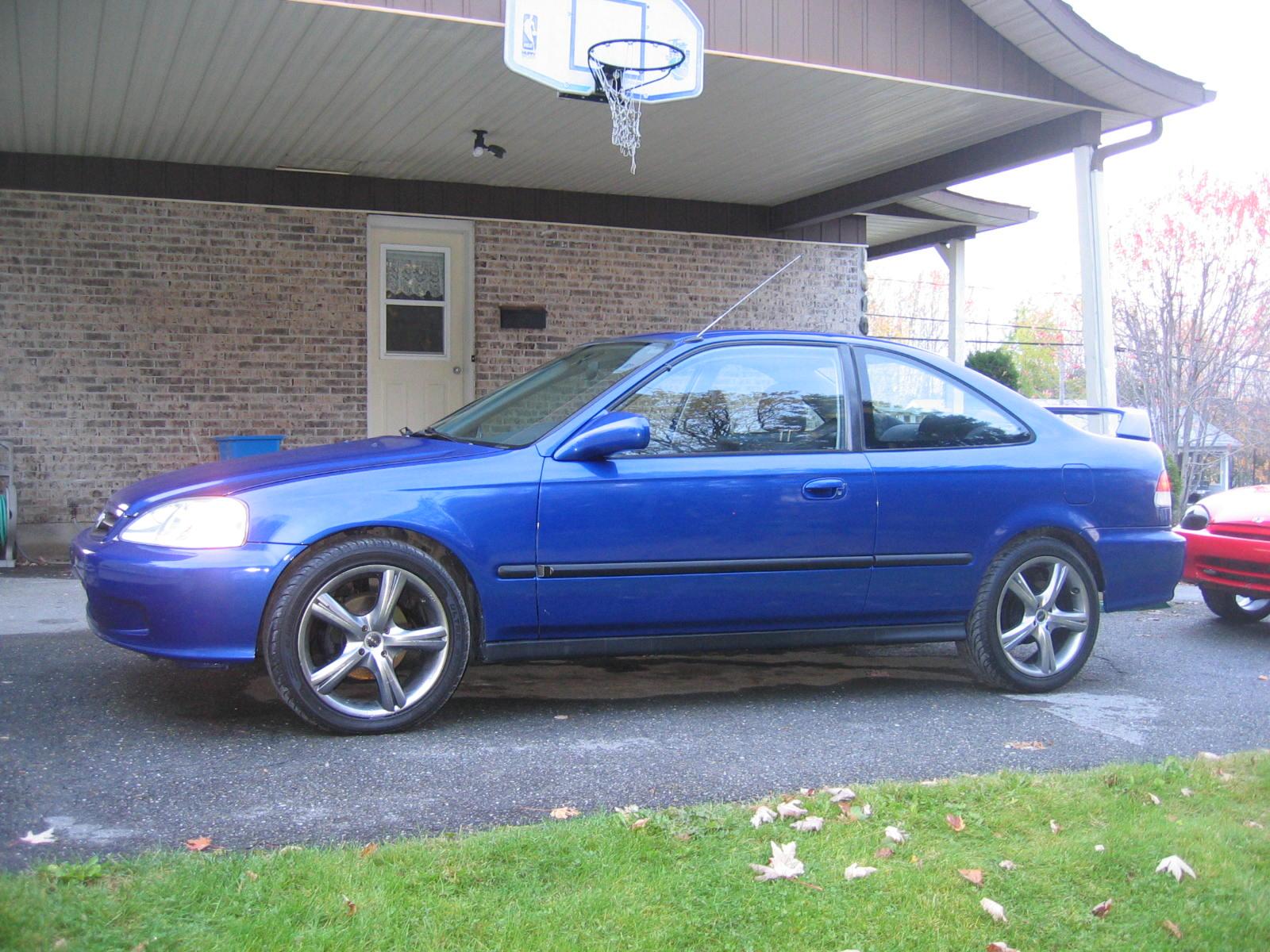 2000 Honda Civic - Exterior Pictures - CarGurus