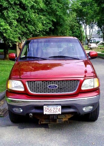 Picture of 1999 Ford F-250 2 Dr XLT 4WD Standard Cab LB, exterior, gallery_worthy