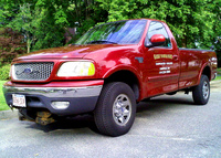 1999 Ford F-250 2 Dr XLT 4WD Standard Cab LB picture , exterior