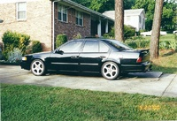 1994 Nissan Maxima Picture Gallery