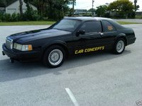 1990 Lincoln Mark VII Overview