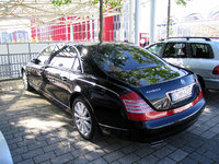 2009 Maybach 62 Overview