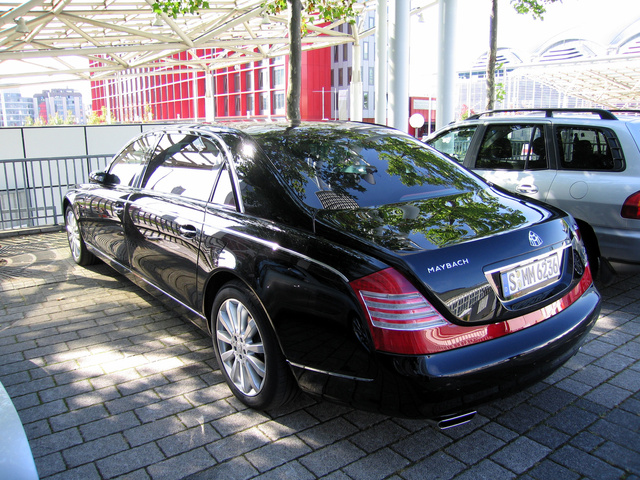 Picture of 2009 Maybach 62