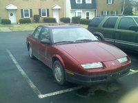 Picture of 1991 Saturn S-Series 4 Dr SL1 Sedan, exterior, gallery_worthy