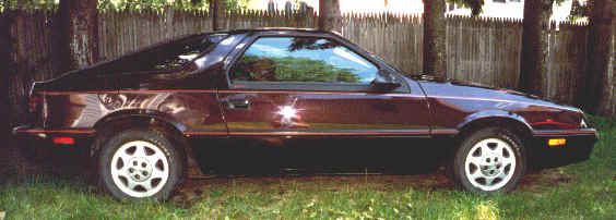 1988 Dodge Daytona picture, exterior