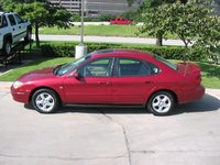 2002 Ford Taurus SES, exterior, gallery_worthy