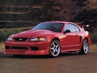 2000 Ford Mustang SVT Cobra Picture Gallery