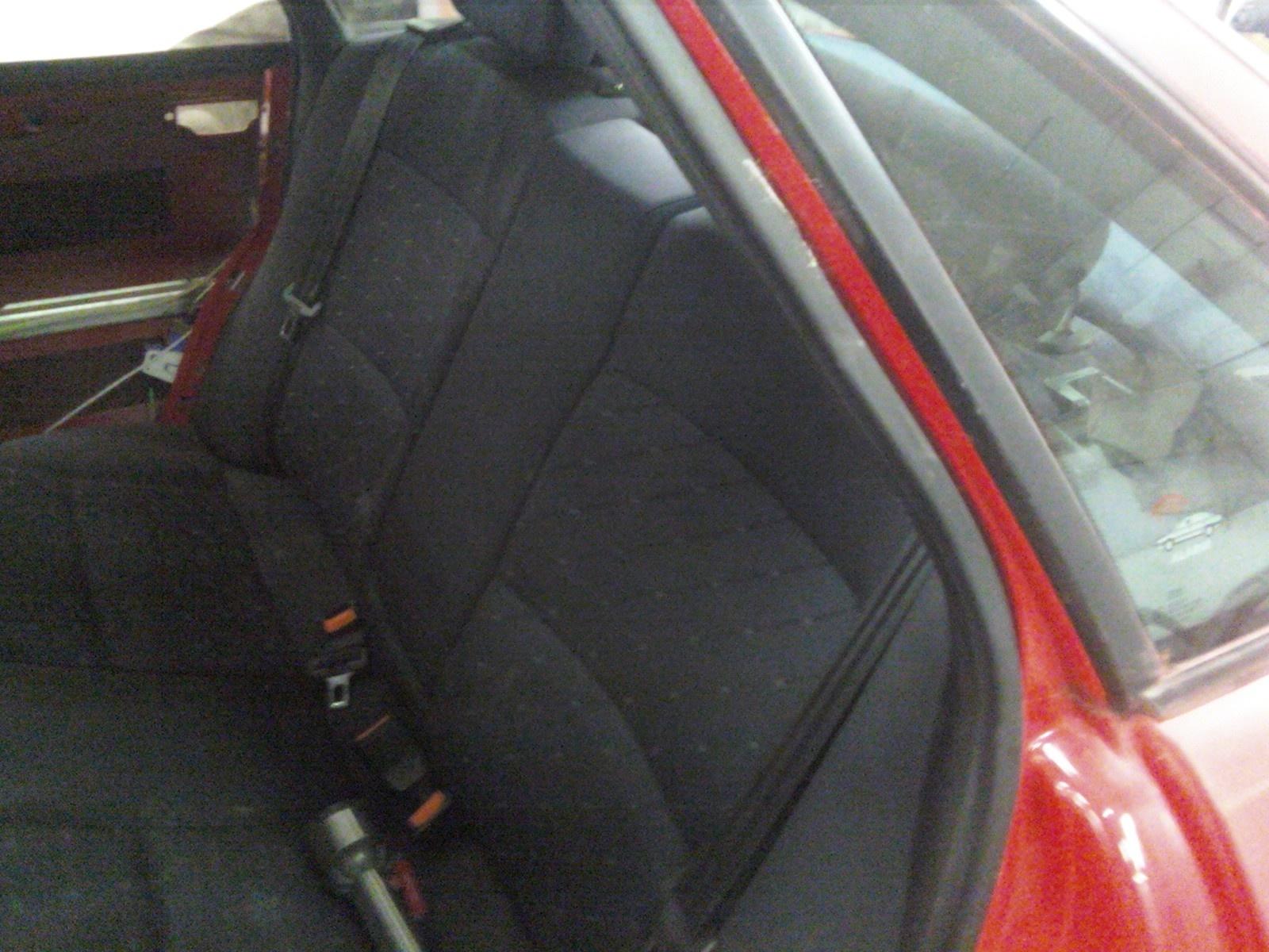 Audi Questions Rear Seats CarGurus - Audi car seat