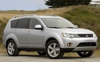 Picture of 2008 Mitsubishi Outlander LS 4WD, exterior, gallery_worthy