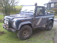 1993 Land Rover Defender Overview