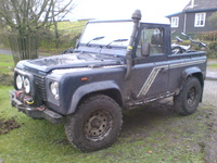 1993 Land Rover Defender Picture Gallery
