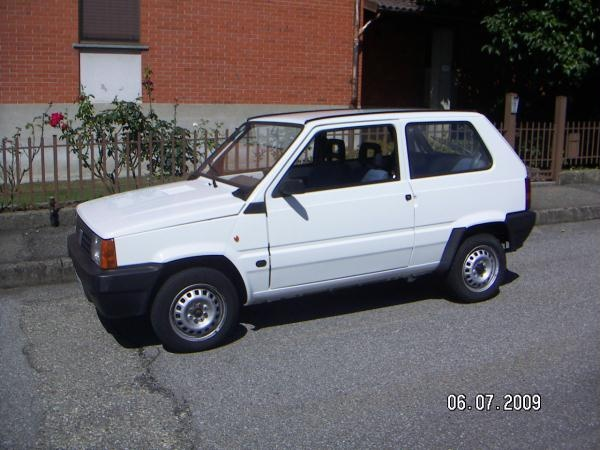 Picture of 1998 Fiat Panda