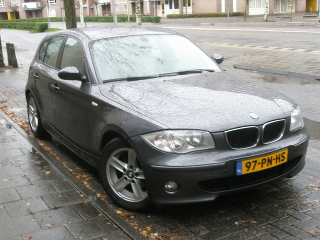 Picture of 2004 BMW 1 Series, exterior, gallery_worthy