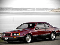 Picture of 1984 Ford Thunderbird, exterior, gallery_worthy