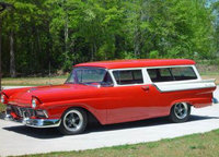 1957 Ford Country Squire Overview
