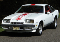 Picture of 1977 Chevrolet Monza, exterior