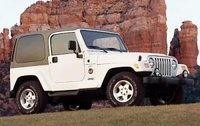 Picture of 2003 Jeep Wrangler Sahara, exterior