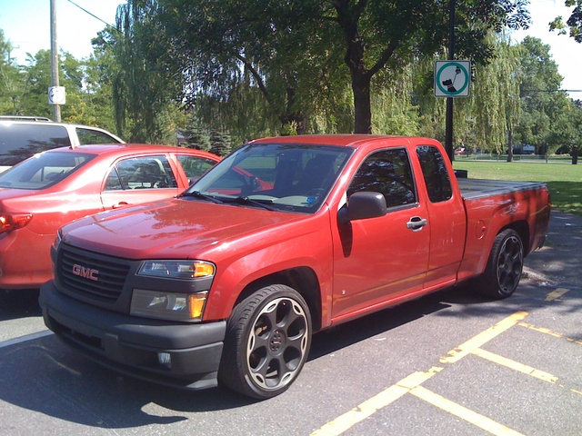 Picture of 2006 GMC Canyon SLE1 Ext Cab 2WD, exterior, gallery_worthy