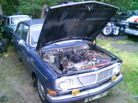 Picture of 1968 Volvo 142, engine