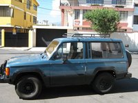Picture of 1983 Isuzu Trooper, exterior, gallery_worthy