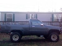 Toyota Pickup Questions - have a 95 toyota pickup acts like