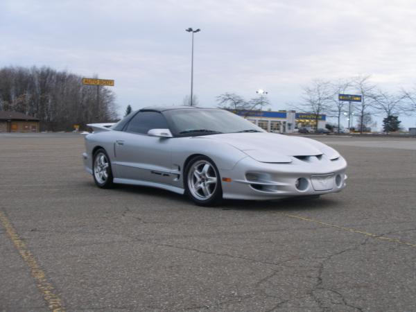 picture of 2000 pontiac trans am exterior. Black Bedroom Furniture Sets. Home Design Ideas