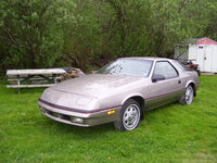 Picture of 1988 Chrysler Daytona, exterior