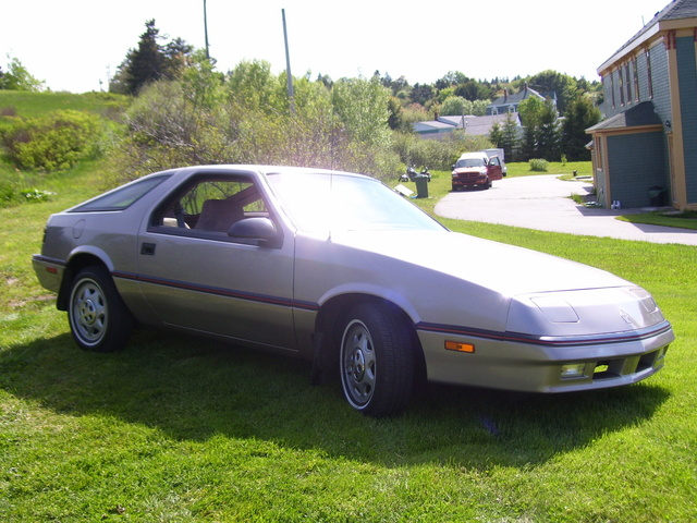Picture of 1988 Chrysler Daytona, exterior, gallery_worthy
