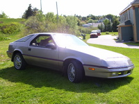1988 Chrysler Daytona Overview