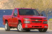 2006 Chevrolet Colorado Overview