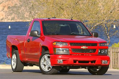 2006 Chevrolet Colorado LS 2dr Regular Cab SB picture