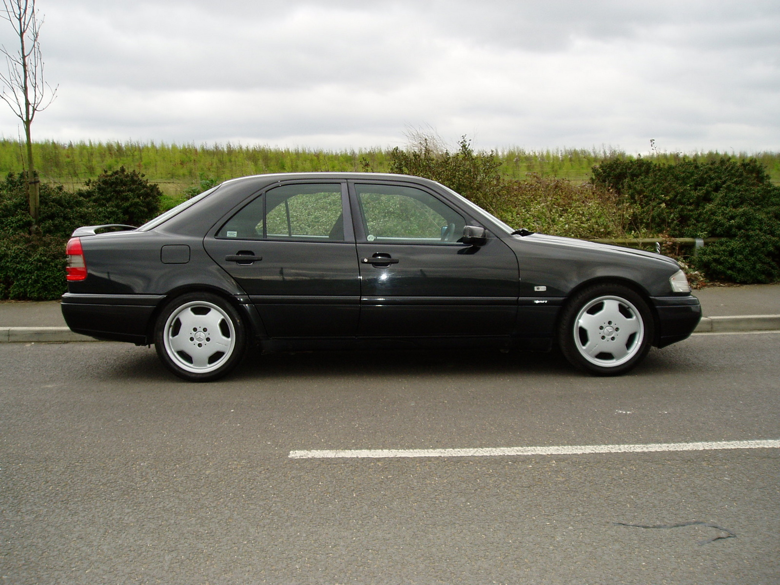 1995 mercedes benz c class pictures cargurus for Mercedes benz homepage