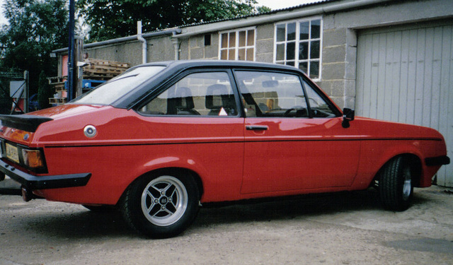 Picture of 1980 Ford Escort, exterior
