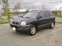 2002 Hyundai Santa Fe, hyndai santa fe 2002 4wd www.staljo.com, exterior