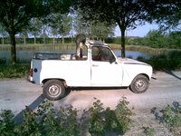 1988 Renault 4 Overview