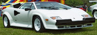 1984 Lamborghini Countach Overview