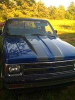Picture of 1991 Chevrolet S-10 STD Standard Cab SB, exterior