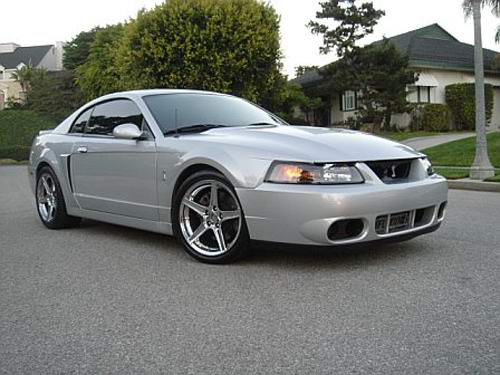 2004 Ford Mustang SVT Cobra 2 Dr Supercharged Coupe picture