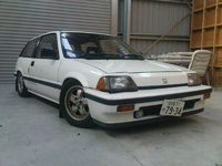 1985 Honda Civic S Hatchback, 1985 Honda Civic Hatchback S picture, exterior