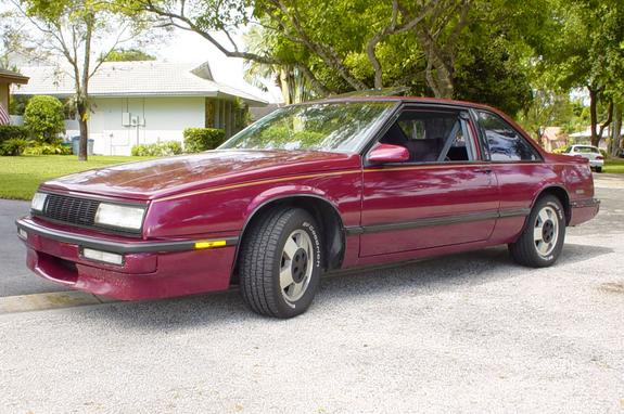 Picture of 1988 Buick LeSabre, exterior